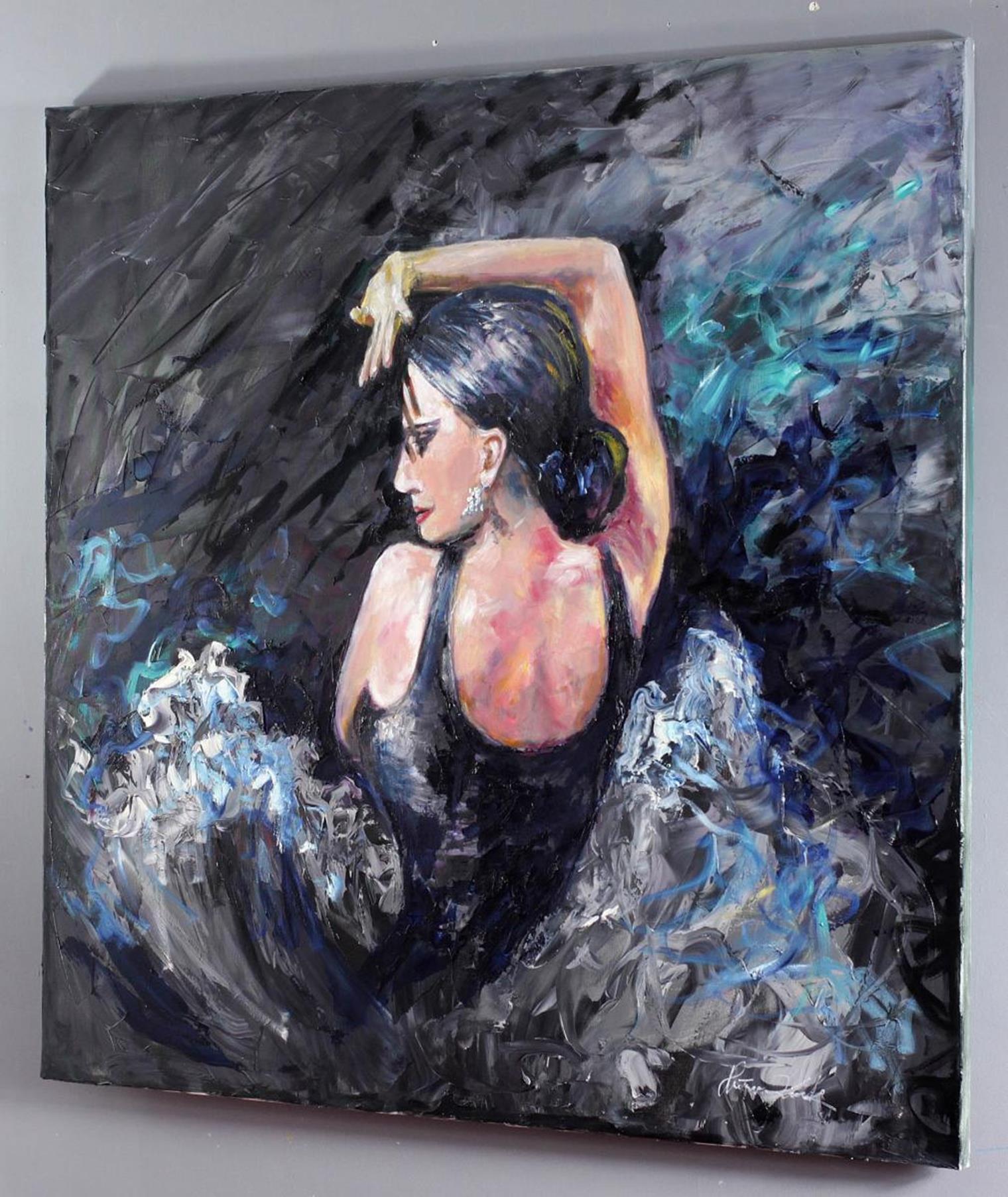 Czarne Flamenco