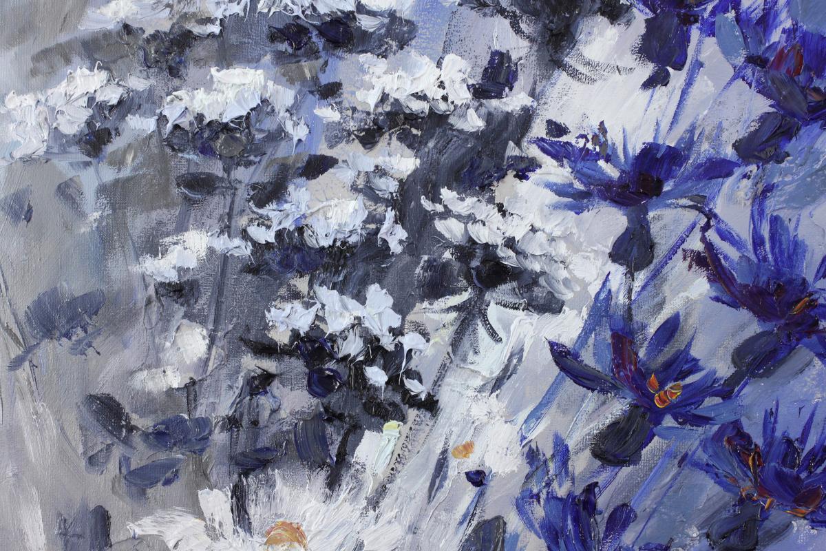 Bukiet Blue