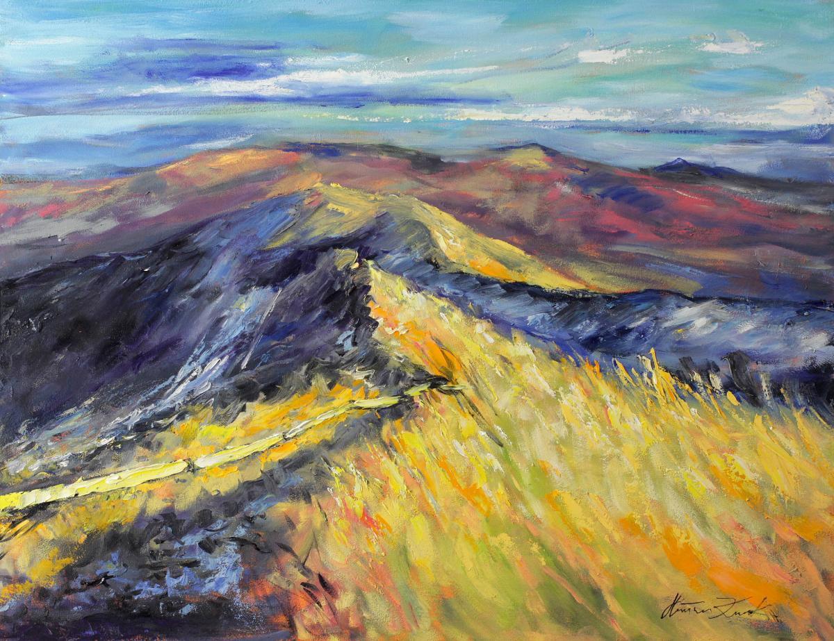 Świetliste Góry