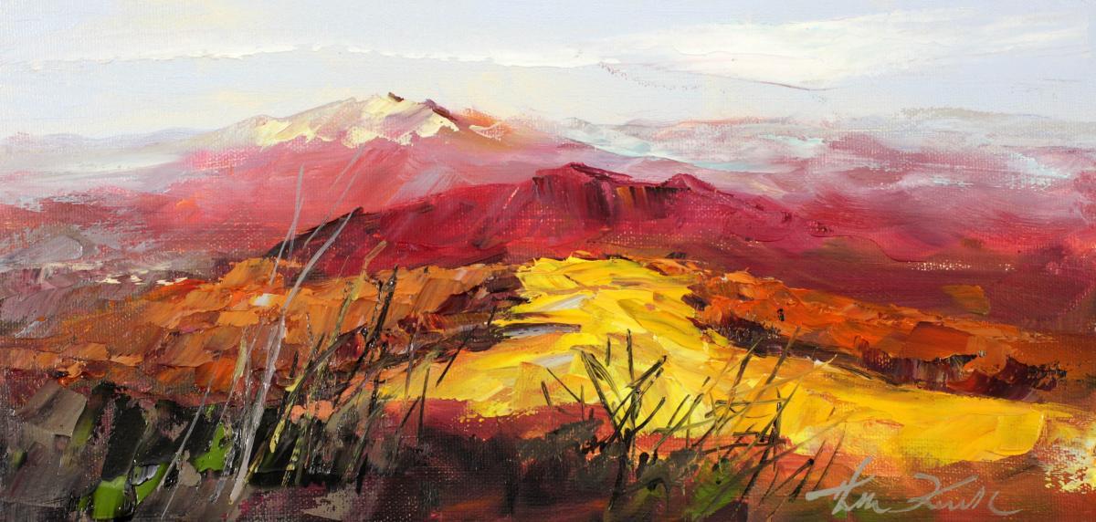 Górski Pejzaż 1