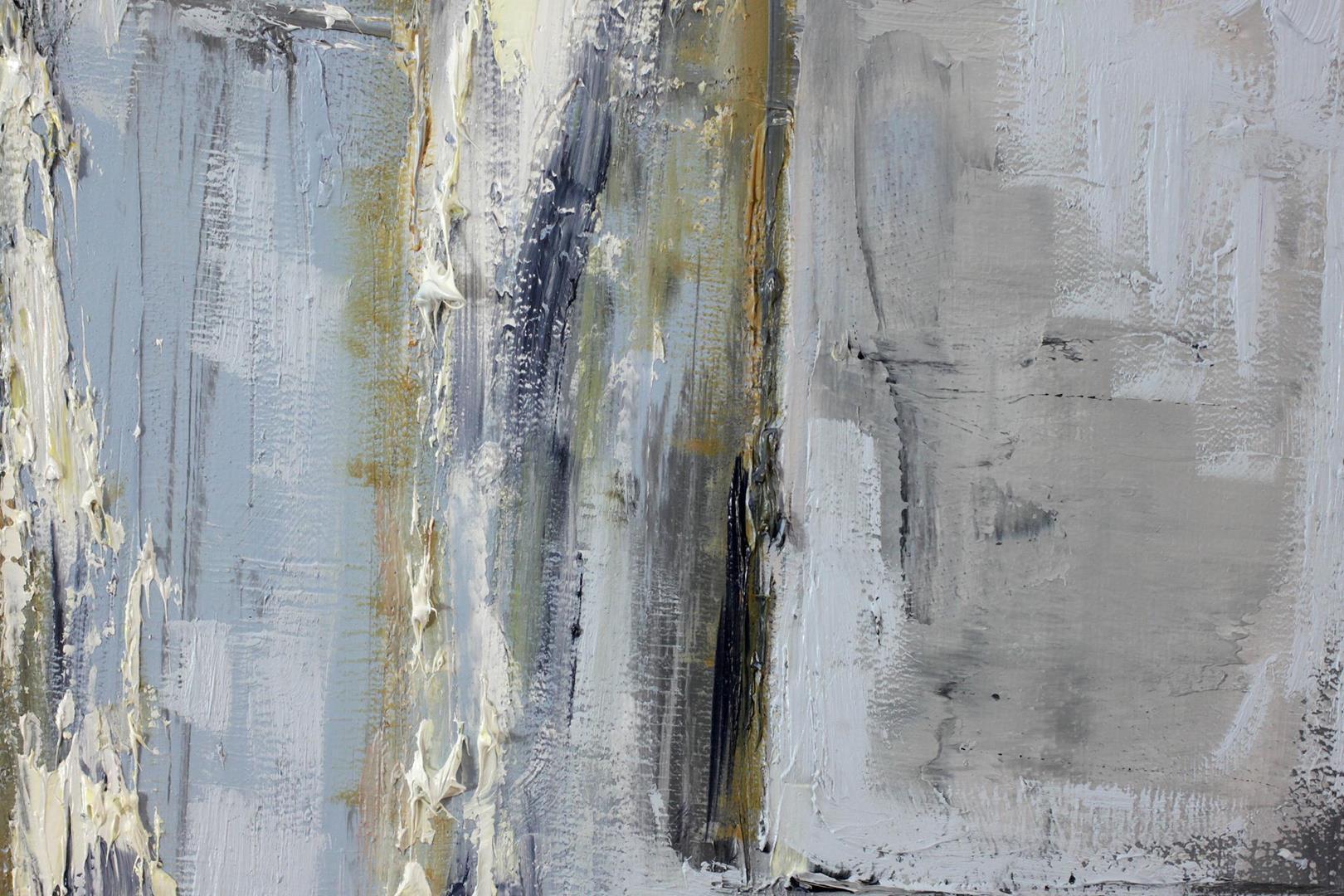 Abstrakcja z wodospadem