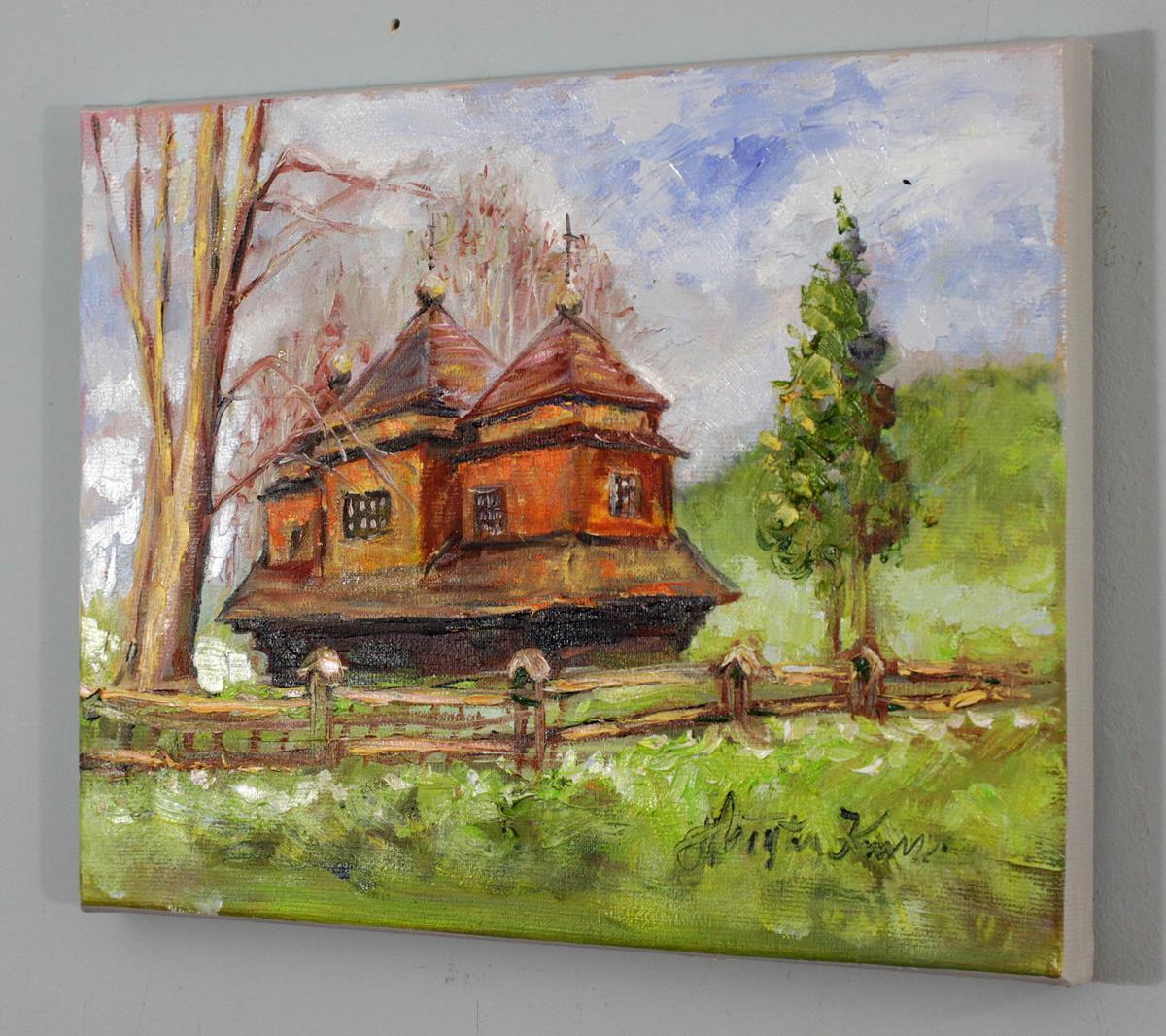 Cerkiew Smolniku