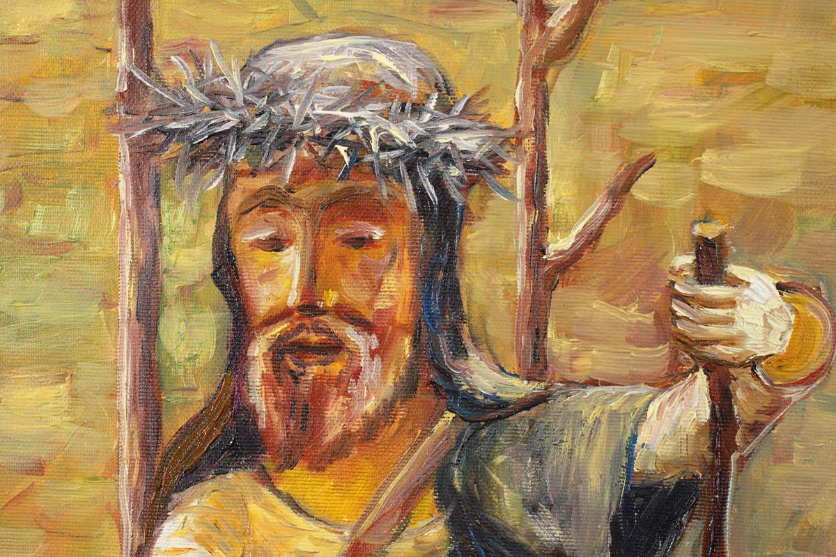 Chrystus Bieszczadzki z Łopianki