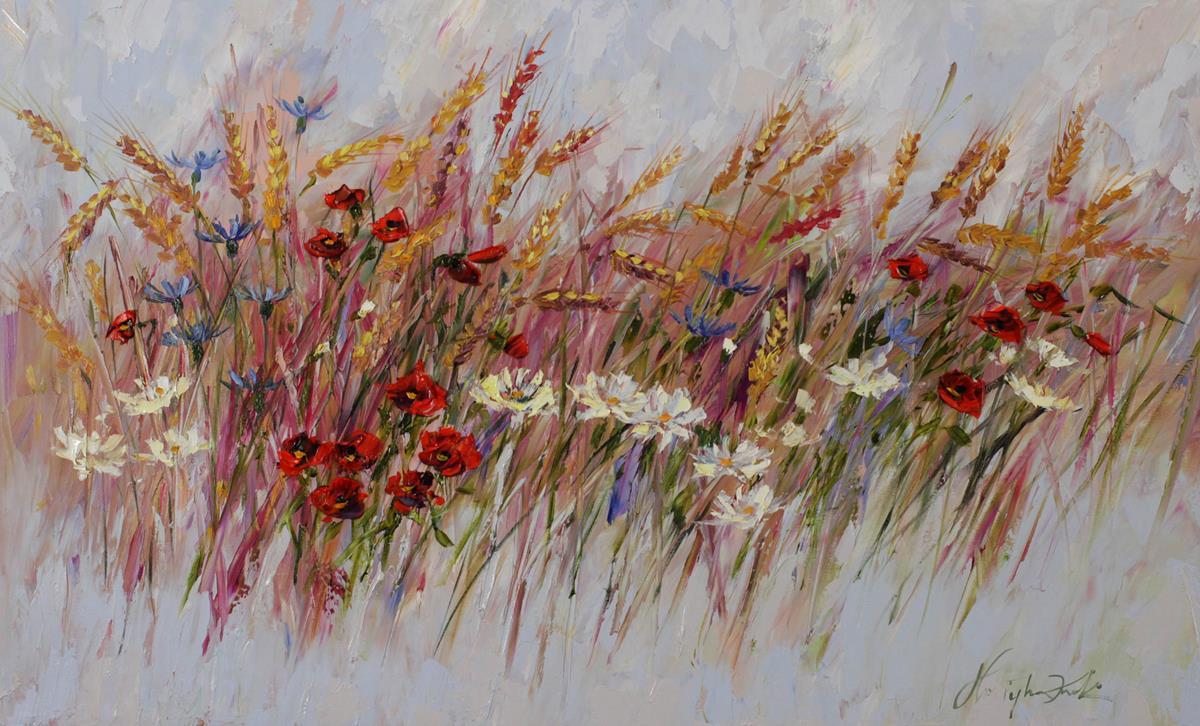 Lato w trawie
