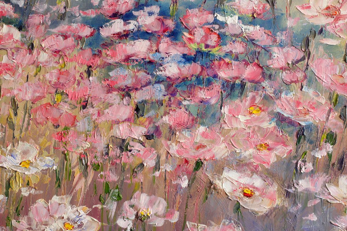 Różowe świtanie