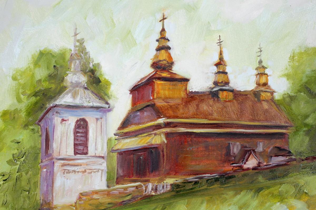 Cerkiew w Wisłoku