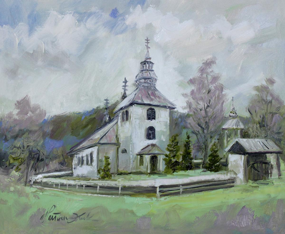 Kościół w Zyndranowej