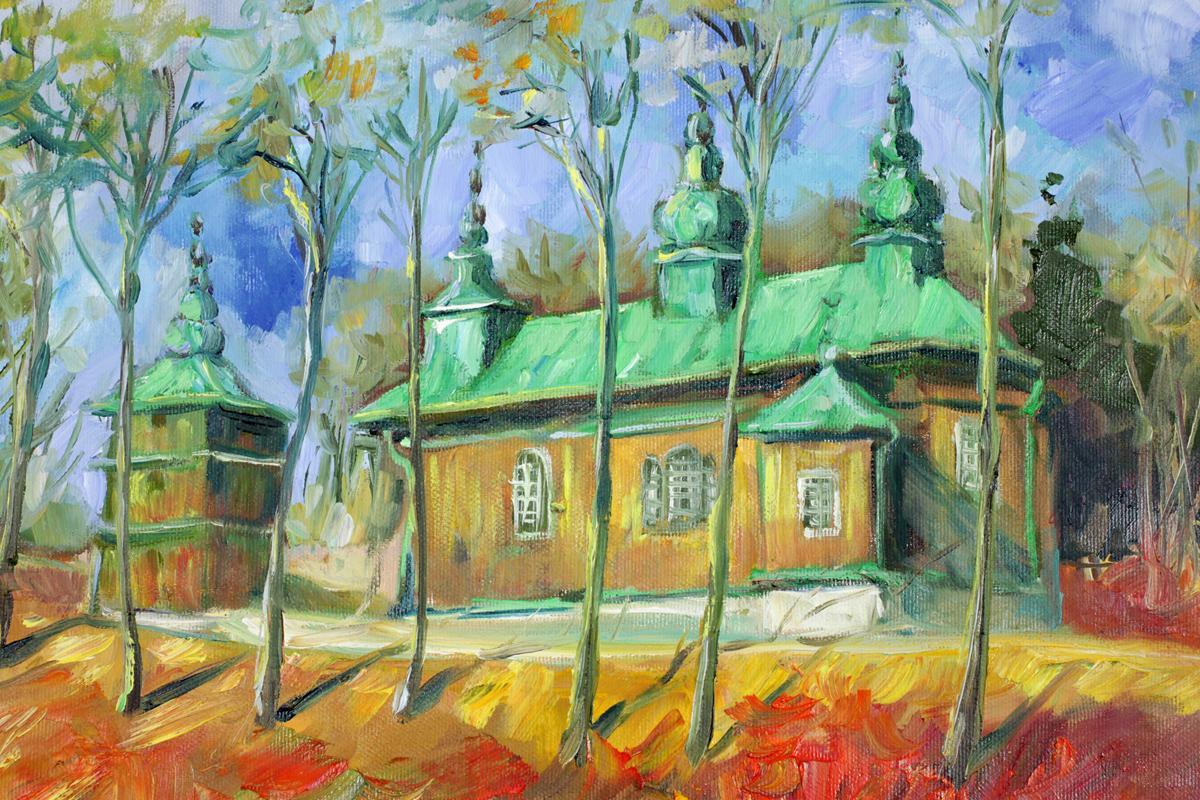 Cerkiew w Szczawnem