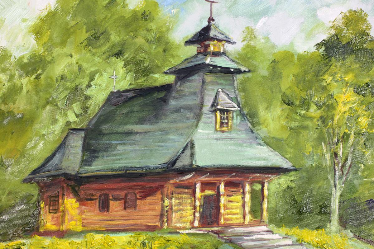 Kościół w Mucznem