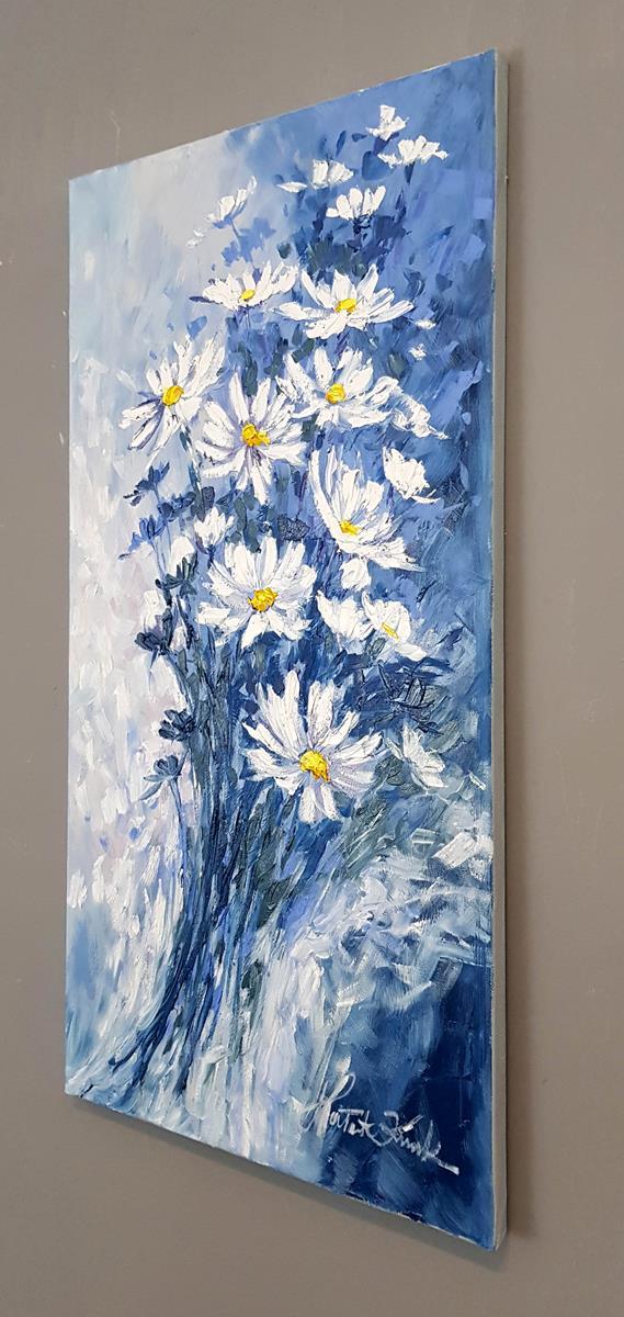 Rumiany blue