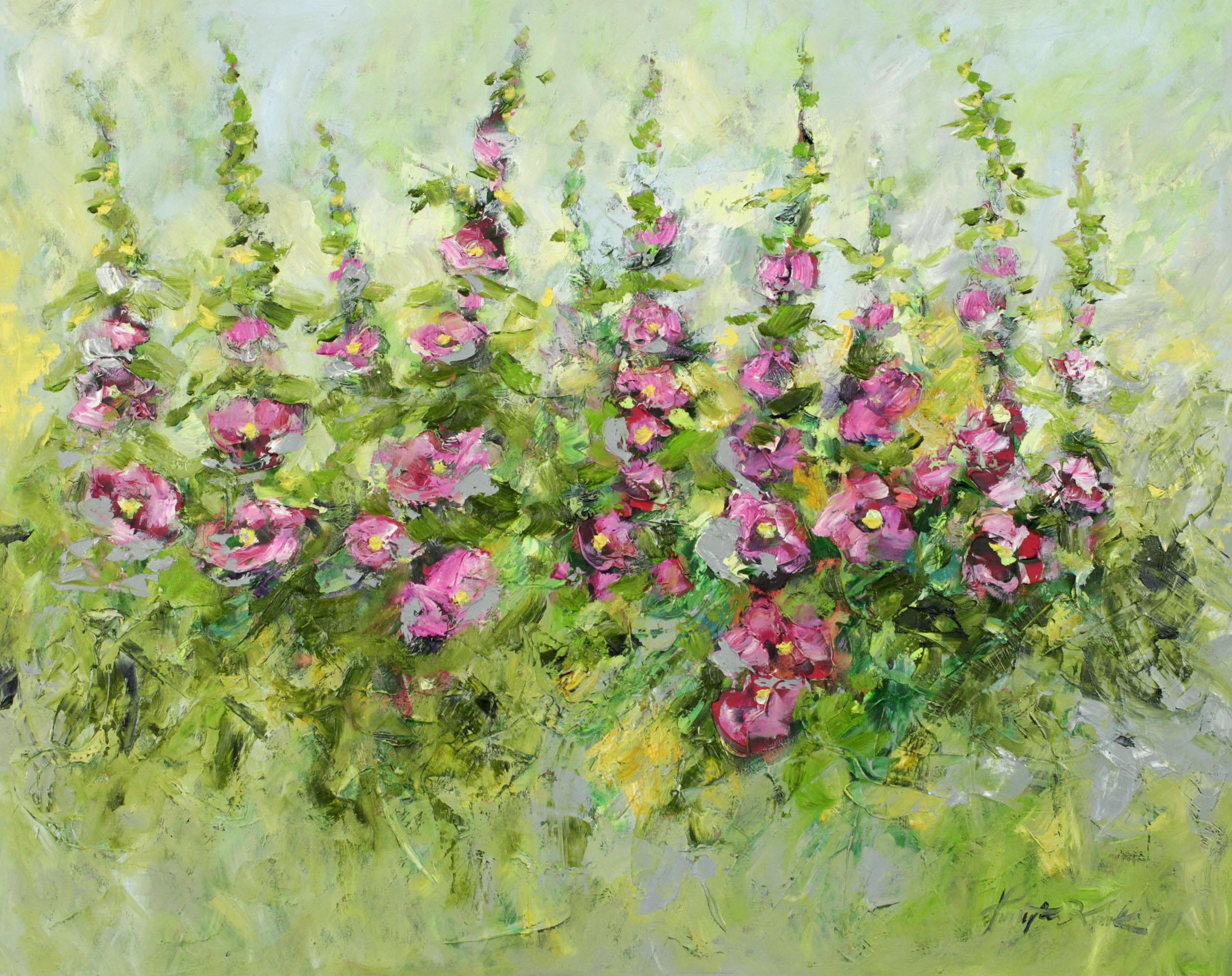 Malwy różowe