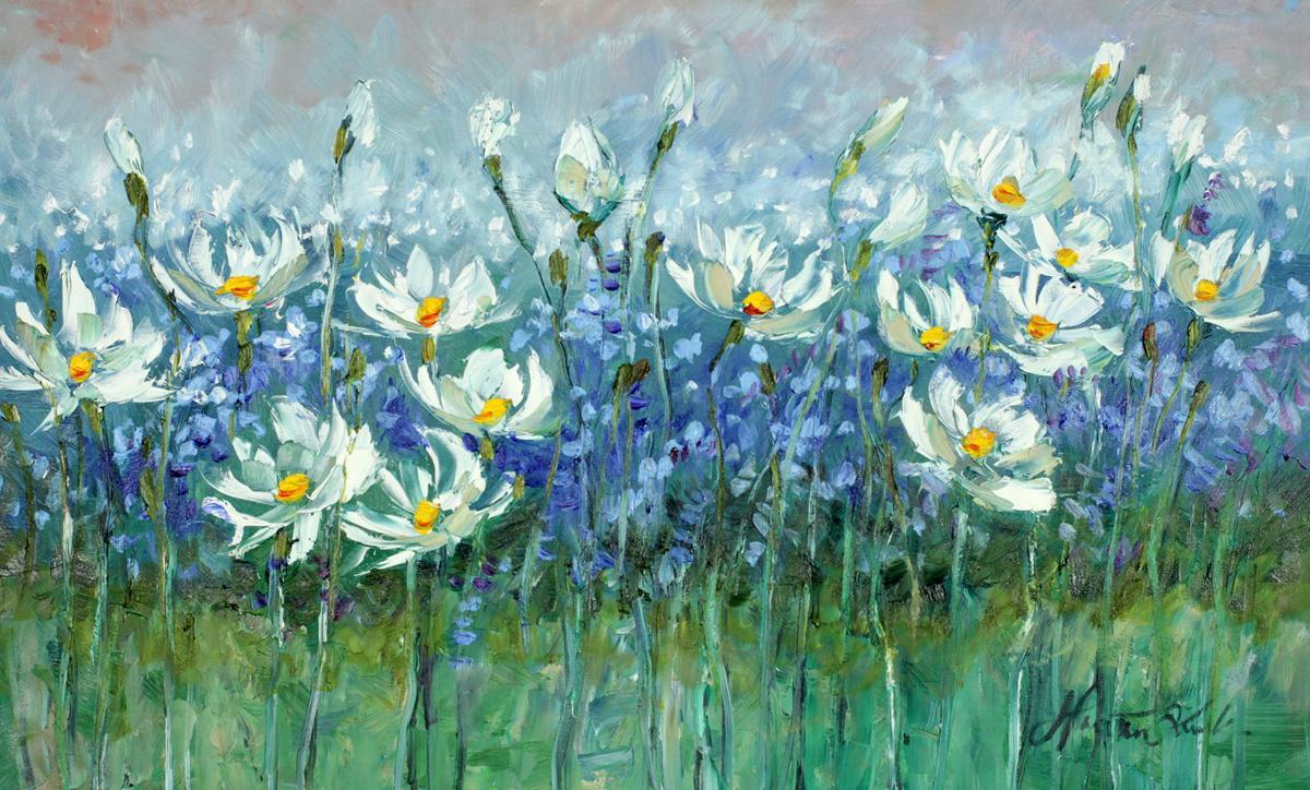 Łąka niebieska