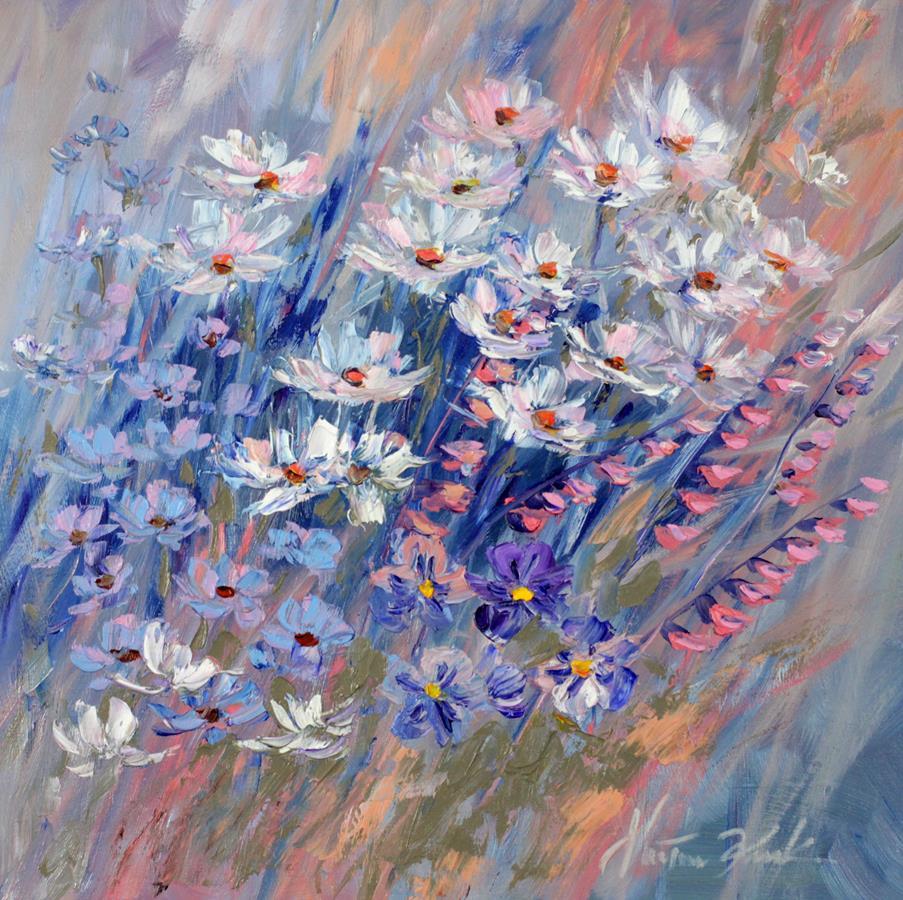Drżenie kwiatów