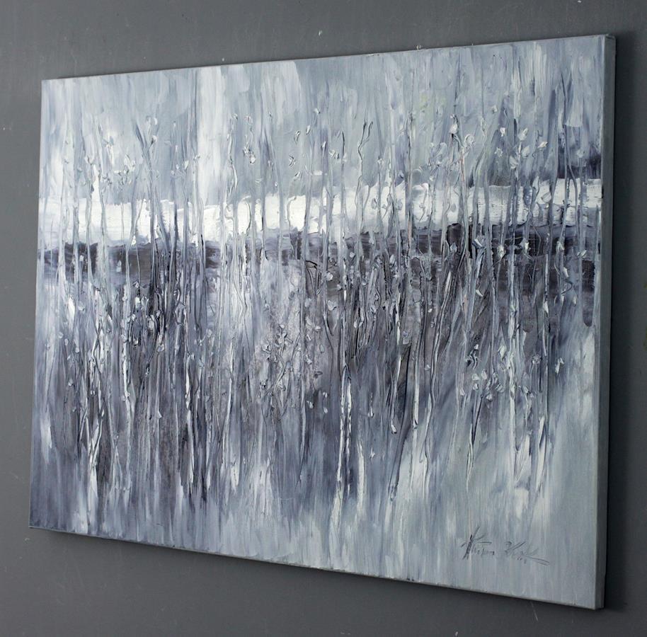 Łąka abstrakcja
