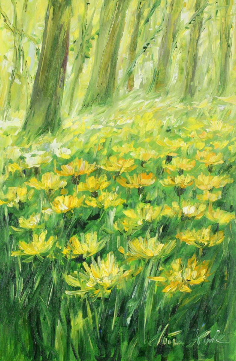 Dywan kwiatów