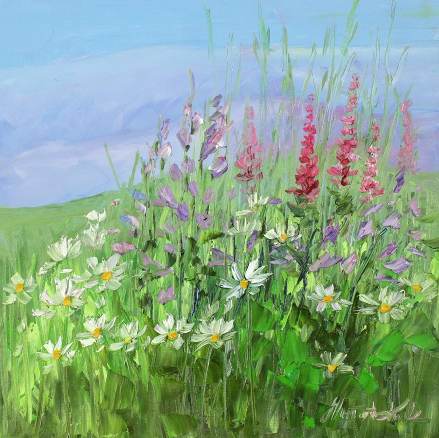 Sen w trawie