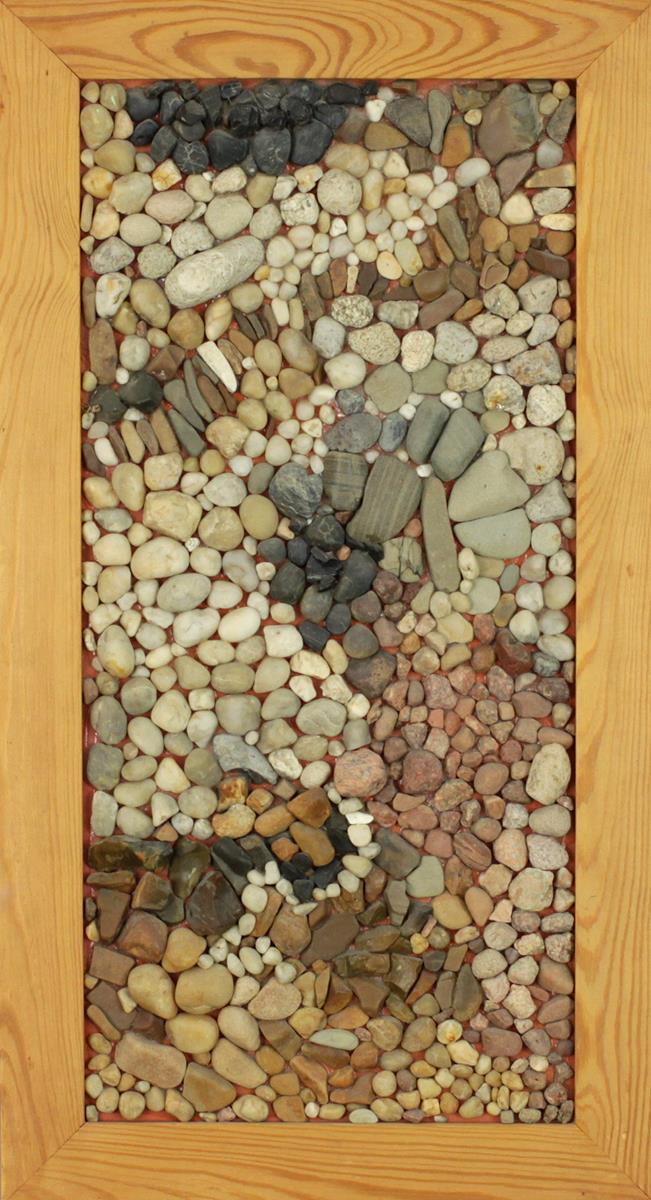 Mozaika z kamieni I