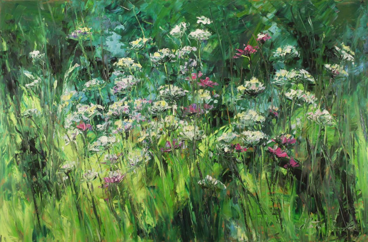 łąka zielonościa pachnąca