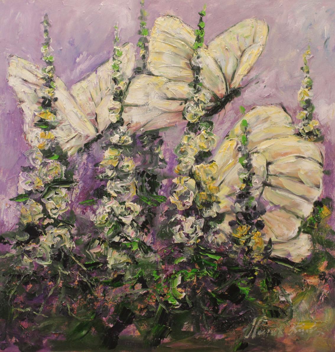 Ogród dla motyli