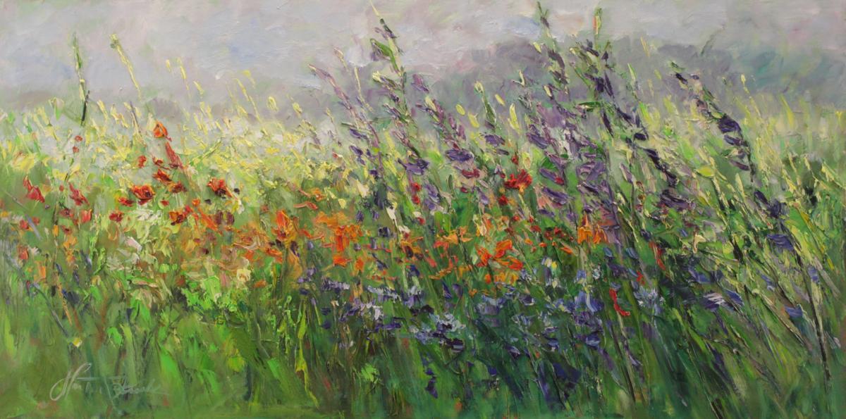 Wiosenny wiatr w polach